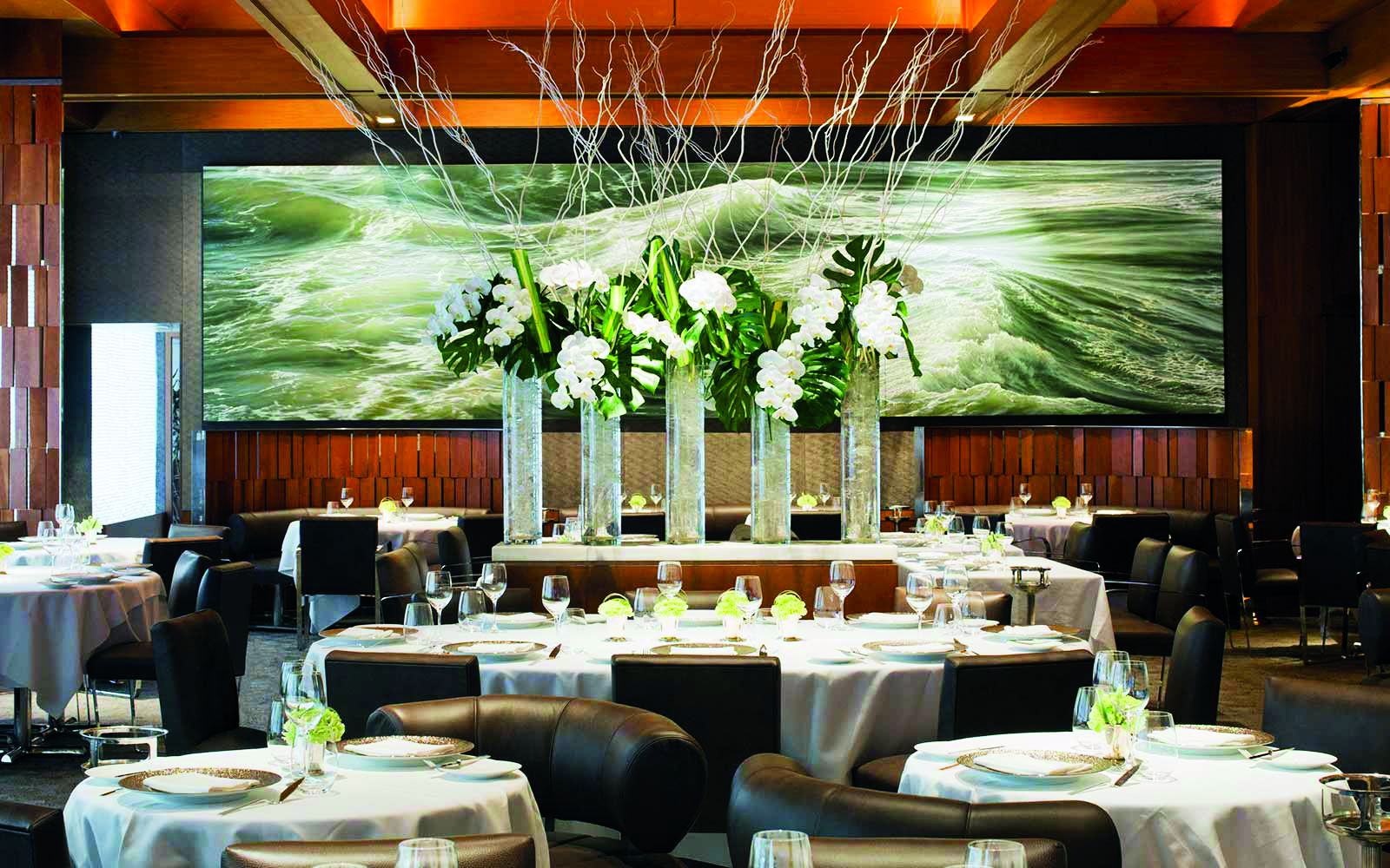 Restaurant Le Bernardin, New-York, Relais Châteaux, FERRER Magazine